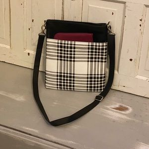 Organizing Shoulder Tote Crossbody BUNDLE